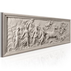 Kép  Relief Apollo and Muses
